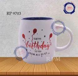 Birthday Ceramic Mug