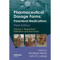 Third Edition Pharmaceutical Dosage Forms Book