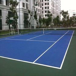 Tennis Sports Flooring Services