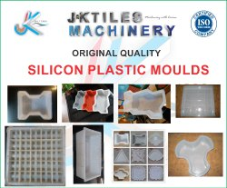 Silicon Plastic Moulds