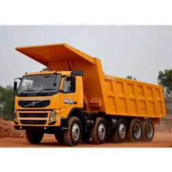 Tipper Weighing System