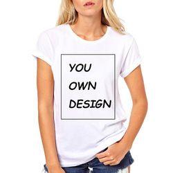 Customized Women's Corporate T Shirt