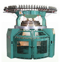 Single Jersey 4 Track Knitting Machine