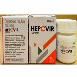 Hepcivir ( Sofusbuvir) 400mg Tablets