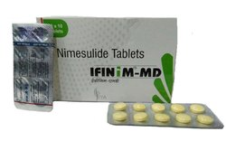 Nimesulide Mouth Dissolving Tablets (IFINIM-MD)