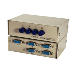 Switcher VGA 2 Input 1 Output