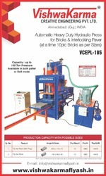 Automatic Brick Making Machine