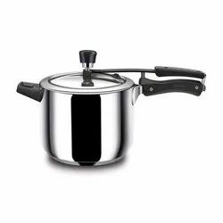 Stainless Steel Pressure Cooker, Capacity: 1 Liter, for Home