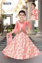 Kids girls beautiful stylish Lehengas