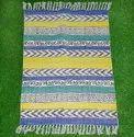 Handmade Block Printed Rugs/Carpet