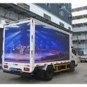 LED Mobile Van Advertising Service