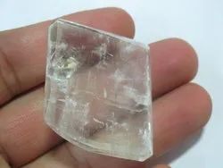 Natural Clear Calcite Raw Tumble Stones