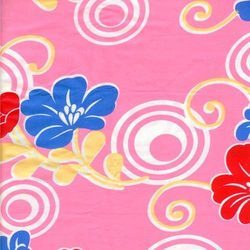 Floral Printed Bed Sheet Fabric