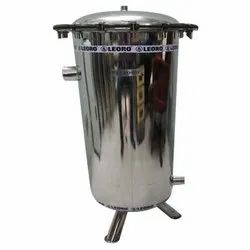 MCF SS, For Liquid Filtration