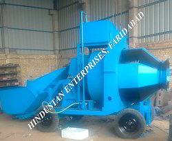 Mini Mobile Reversible Concrete Batching Plant RD 850