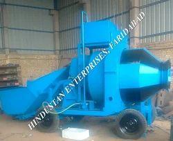 Mini Mobile Reversible Concrete Batching Plant RD 850