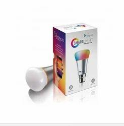 Silver 7W Smartlight Rainbow LED Bulb