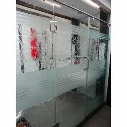 Laminated Door Glass, For Home, Thickness: 10-30mm