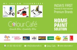 home painting services, Paint Brands Available: Larson Paints, Type Of Property Covered: Residential
