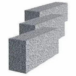 Partition Wall Cellular Lightweight Concrete Brick