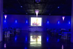 best led screen panel for events