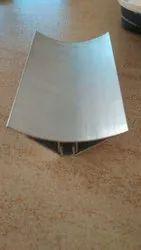 60 Mm Aluminium Coving