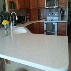 Blended Acrylic Solid Surface