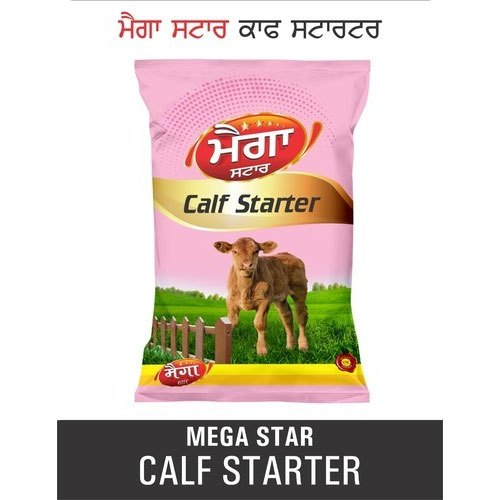 Mega Star Calf Starter Feed