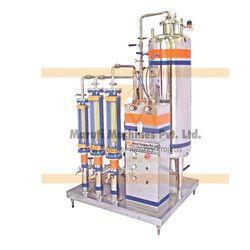 Carbonated Soda Plant