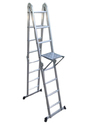 Folding Multipurpose Ladder - 260 Cm