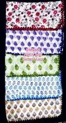 Family Colour Print (samosa lace)