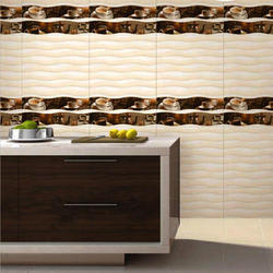 Ceramic Designer Kitchen Tile, Thickness: 5 to 10 mm