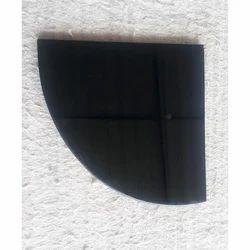 Black 8mm Tinted Glass