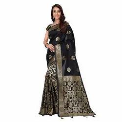 1081 Handloom Silk Saree