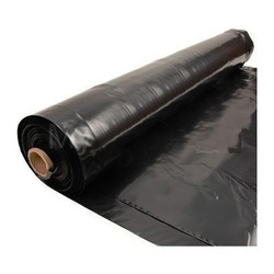 Black HDPE Tarpaulin Roll