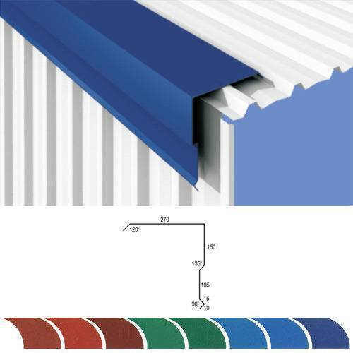 Roofing Sheet Flashings Gable Flashing Wholesale