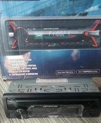 Black Car Stereo Music System Torpedo