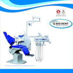 Bio-Vision Foldable Electric Dental Chair Unit