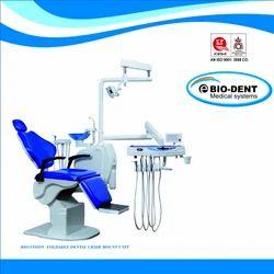 Bio-Vision Foldable Electric Dental Chair Unit