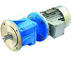 Helical Flange Mounted Geared Motor