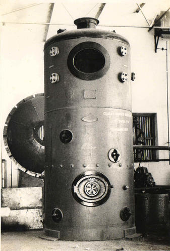 Vertical Solid Small Industrial Steam Boiler, FO/Diesel/LPG/CNG/PNG ...