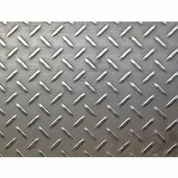 304 Checkered Stainless Steel Plate