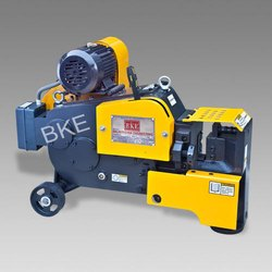 BQ - 40 D TMT Steel Bar Cutting Machine