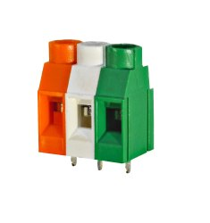 635 Series Screw Type Terminal Blocks & Connectors