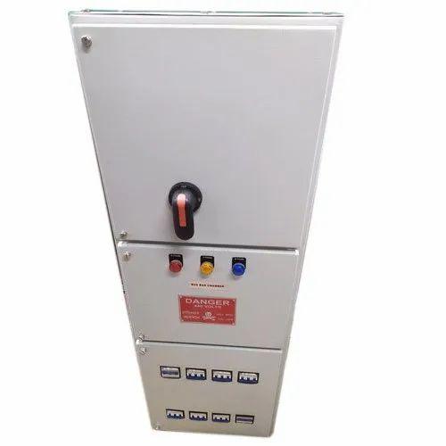 Mild Steel 5 Way Power Distribution Board, IP Rating: IP55