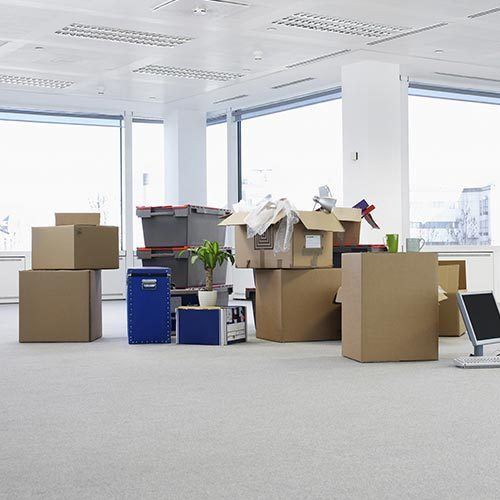 Corporate Packing And Moving Services