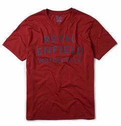 Men Ordinal T-Shirt, Size: L