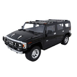 Kids Stylish Scale Model Car