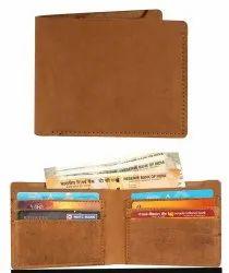 Hunter leather naked wallet