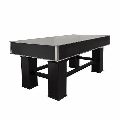 Wood,Aluminium Anti Vibration Laboratory Table